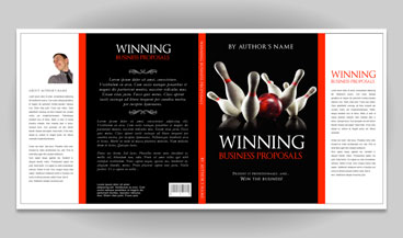 Book Cover Design example