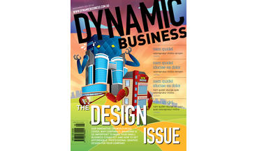 Book or Magazine Cover Design example